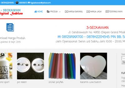 3-Sdigital Sablon. Bisnis Penjualan Alat Sablon Digital dan Mercandise