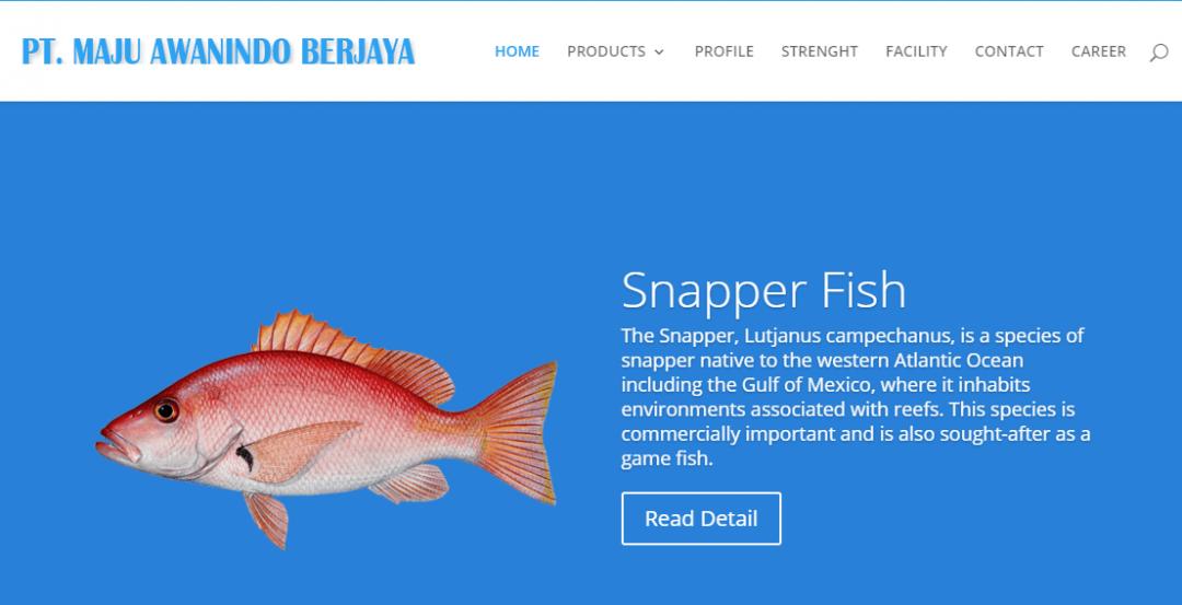 PT. Maju Awanindo Berjaya – Perusahaan Exportir Ikan
