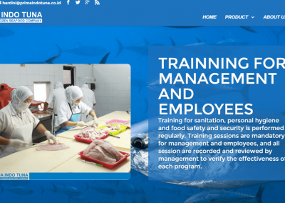Prima Indo Tuna – Perusahaan Eksportir Ikan
