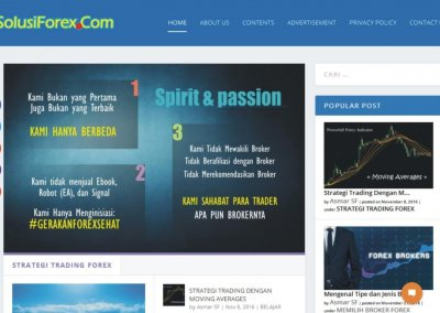 RDF INDONESIA, LSM – Edukasi Forex Trading