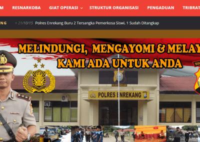 Polres Enrekang – Portal Berita Resmi TribrataNews