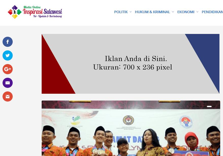 Inspirasi Sulawesi – Portal Berita Sulawesi