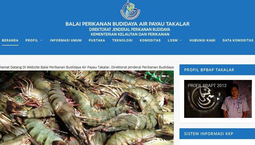 BPBAP Takalar – Kementerian Kelautan & Perikanan