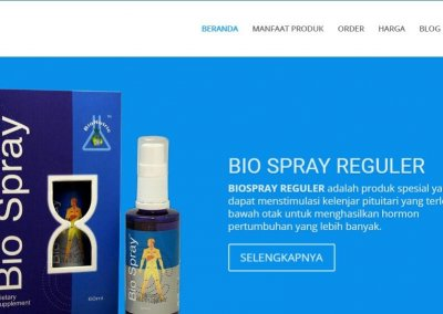 Agen Bio Spray (BioNutric) Indonesia