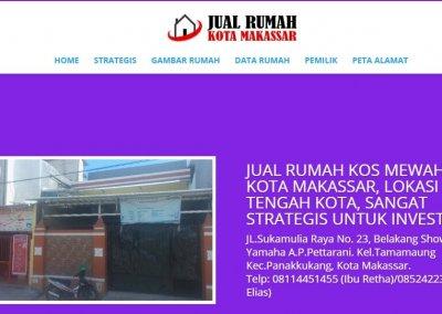 Jual Rumah Makassar