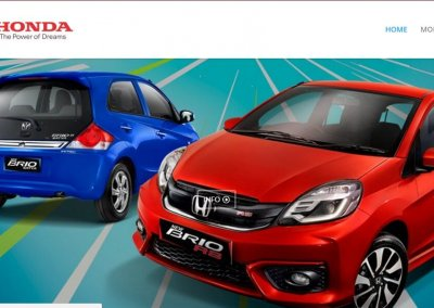 Honda Mobil Makassar – PT. Makassar Indah Motor