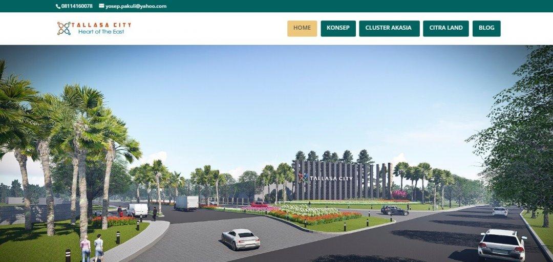 Perumahan Tallasa City – Citra Land Makassar