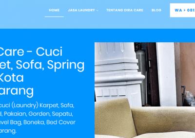 Dira Care – Cuci Karpet, Sofa & Springbed Semarang